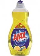 Ajax Υγρό Πιάτων Λεμόνι 500 ml
