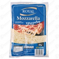 Royal  Mozzarella τριμμένη 200 gr