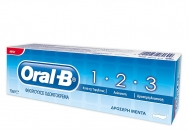 Oral B Φθοριούχος Οδοντόκρεμα 75 ml