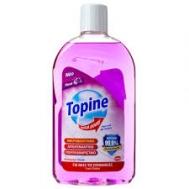 Topine  Floral Πολυκαθαριστικό Μικροβιοκτόνο  Απολυμαντικό 1 L