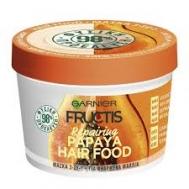 Fructis Μάσκα Μαλλίων Hair Food Papaya 390  ml