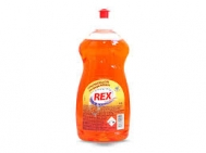 Rex Υγρό Πιάτων Πορτοκάλι 500 ml