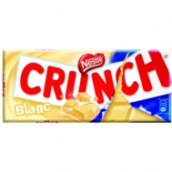 Crunch Σοκολάτα Λευκή 100 gr