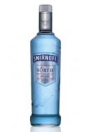 Smirnoff North  Βότκα  700 ml