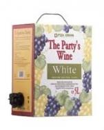 Ένωση Πεζών Το κρασί της Παρέας  Ρετσίνα 5  lt