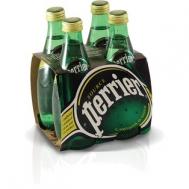 Perrier Μεταλλικό Νερό 4x330 ml