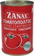 Zanae Τοματοπολτός Διπλής Συμπύκνωσης 400 gr