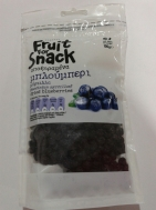 Fruit For Snack Αποξηραμένα Μπλούμπερι (Μύρτιλλα) 100 gr