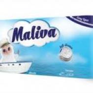 Maliva Χαρτί Υγείας 8 Ρολά  3 Φυλλο