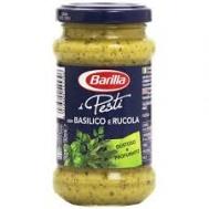 Barilla Σάλτσα Basilico & Rucola 190 gr