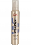 Wellaflex Αφρός 2 Days Volume Extra Strong No3 200 ml