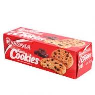 Παπαδοπούλου Μπισκότα Cookies με Κομμάτια Σοκολάτας 180 gr