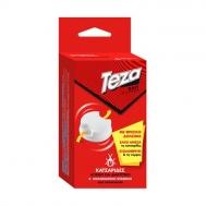 Teza Παγίδες για Κατσαρίδες  4 Δολώματα