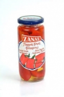 Zanae Κόκκινες Πιπεριές Ψητές 450 gr