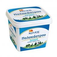 Κολιός  Πολυκάστρου Λευκό Τυρί 800 gr