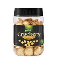 Gullon Κράκερ Cheddar 250 gr