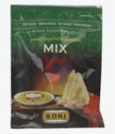 Boni  Μix  Παρμεζάνα και Grana Padana Τριμμένο 100 gr