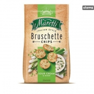 Bruschette  Sour Cream& Onion 70 gr