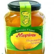 Χίου Γλυκό Κουταλιού  Περγαμόντο  450 gr