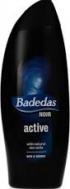 Badedas Active Αφρόλουτρο 500 ml 1+1 Δώρο