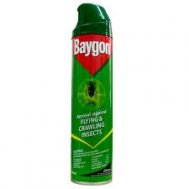 Baygon για Κατσαρίδες & Μυρμήγκια 400 ml