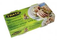 Trata Τονοσαλάτα Μεσσογειακή  2X160 gr