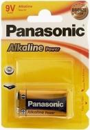 Panasonic Μπαταρίες Alkaline Τύπου 9 V