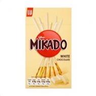 Mikado Λευκή Σοκολάτα Sticks 75 gr