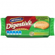 Macvity Μπισκότα  Digestive  Σοκολάτα Γάλακτος 200 gr