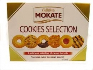Mokate Cookies Selection 260 gr