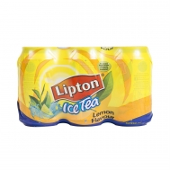 Lipton Ice Tea Lemon 6x330 ml