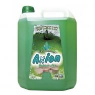 Axion Υγρό Πιάτων Πράσινο Μήλο 4 lt