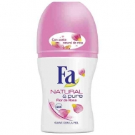 Fa Roll on Natural & Rosa 50 ml