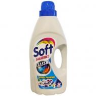 Soft Υγρό Πλυντηρίου Classic 32 Μεζούρες
