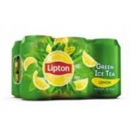 Lipton Ice Tea Green Lemon 6x330 ml