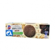Αλλατίνη Μπισκότα  Ολικής  Άλεσης 3 Δημητριακά &  Σοκολάτα 220 gr