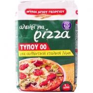Μύλοι Αγ.Γεωργίου Αλεύρι  Για Πίτσα 1 kg