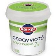 Κρι Κρι  Στραγγιστό  2 % 1 kg
