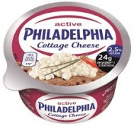 Philadelphia Τυρί Κρέμα Active  Cottage Cheese 200 gr