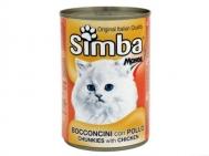Simba Γατοτροφή Κοτόπουλο 400 gr