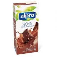 Alpro Γάλα Ρόφημα Σόγιας Σοκολάτα 1lt