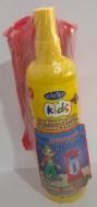 Johnson Conditioner Spray για Εύκολο Χτένισμα 200 ml & Δώρο Υγρά Μαντηλάκια 15 Τεμάχια