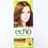 Echo Βαφή Μαλλιών No 6.78 με Εκχύλισμα Ελιάς και Βιταμίνη c 60 ml