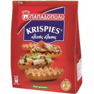 Παπαδοπούλου Krispies Ολικής Άλεσης 200 gr