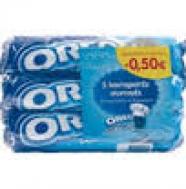 Oreo Μπισκότα 3x154 gr