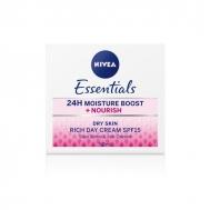 Nivea Essential Κρέμα Ημέρας  για Ξηρή Επιδερμίδα 50 ml