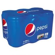 Pepsi 6 X 330 ml