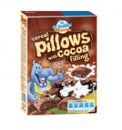 Mr. Breakfast Δημητριακά Pillows Cocoa 375 gr