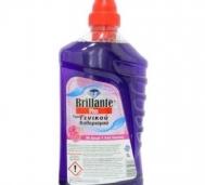 Brilliante Υγρό Γενικού Καθαρισμού  Λιλά Παιώνιες 1 lt