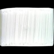 Καλαμάκια Freddo Λευκό 1000 Τεμάχια